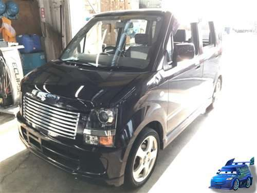 Nose Cut Suzuki Wagon R